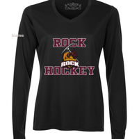 ATC™ LADIES' PRO TEAM V-NECK PERFORMANCE LONG SLEEVE Thumbnail